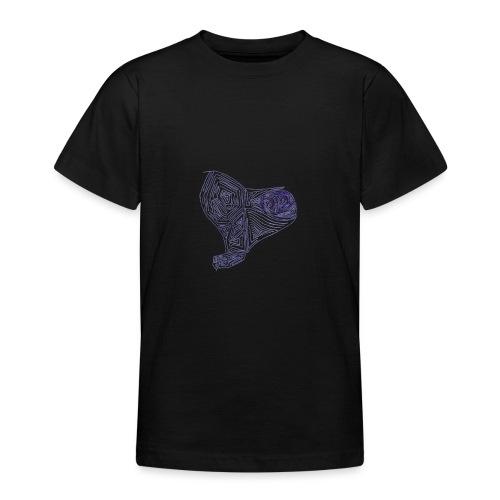 Cuor di Tartaruga Cuore Armato - Maglietta per ragazzi