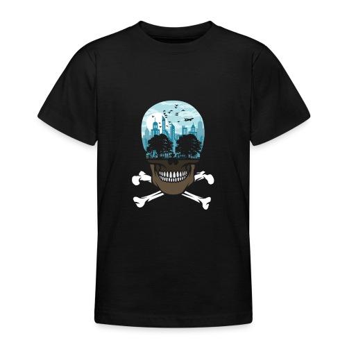 Death City tshirt ✅ - Teenager T-Shirt