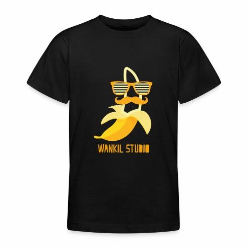 Hipster Banana - T-shirt Ado