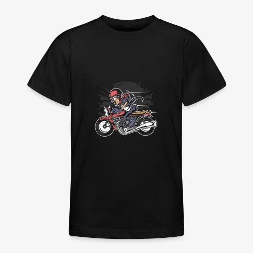 Caferacer - T-shirt Ado