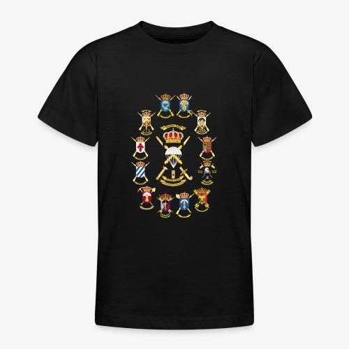 UNIDADES BRIPAC - Camiseta adolescente