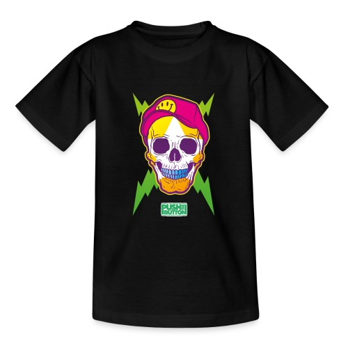 Ptb skullhead - Teenage T-Shirt