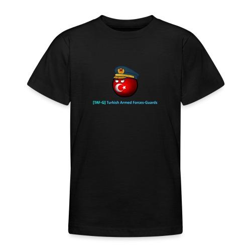 World of tanks - TAF-G clan gear! - Teenage T-Shirt