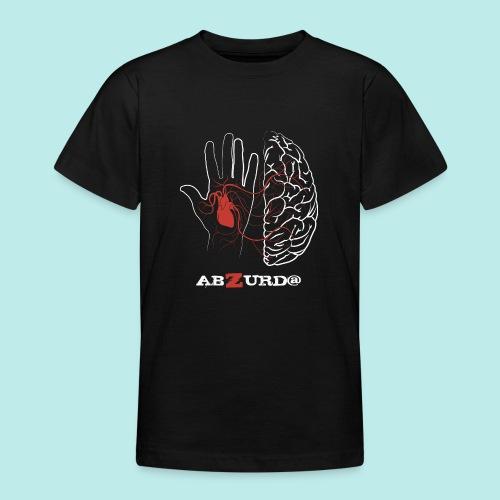 Zurd@s absurd@s - Camiseta adolescente