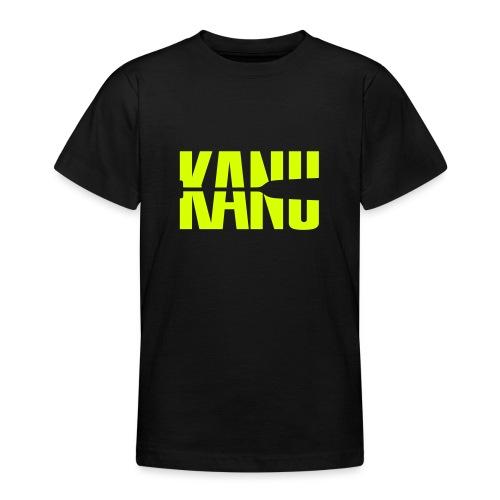 Kanu Kanute Wassersport Paddel 1c - Teenager T-Shirt