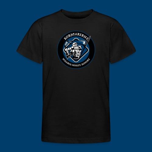 Korsfarerne - T-skjorte for tenåringer