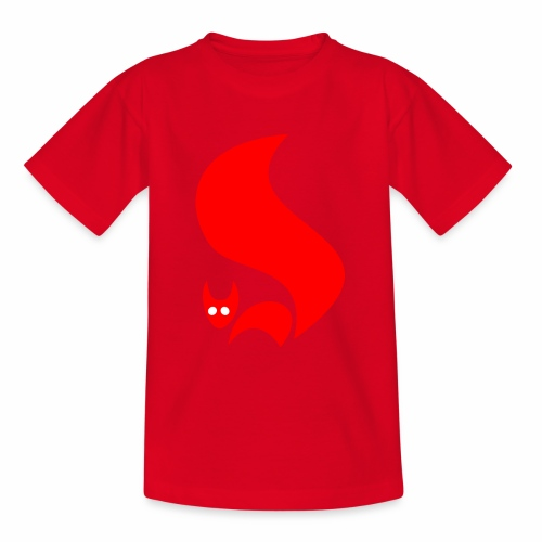 Eichhörnchen - Teenager T-Shirt