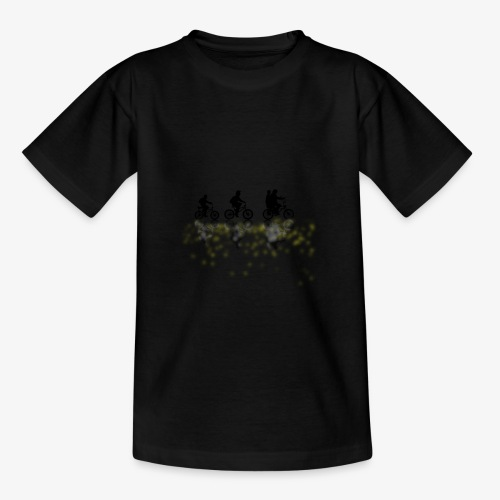Stranger things bikes - Teenage T-Shirt