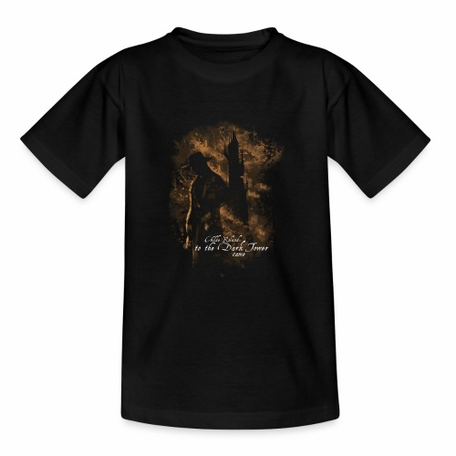 Gunslinger - Camiseta adolescente
