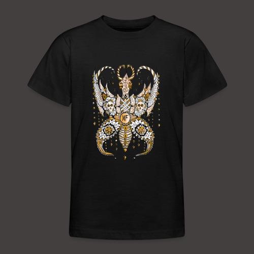 Papillon Lilou Dore - T-shirt Ado