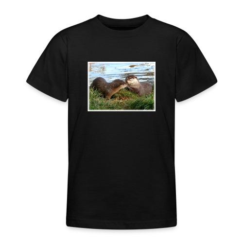 otters - Teenage T-Shirt