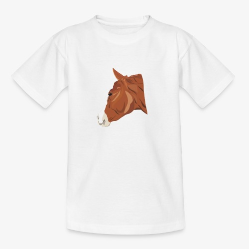 Quarter Horse - Teenager T-Shirt