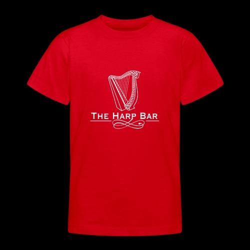 Logo The Harp Bar Paris - T-shirt Ado