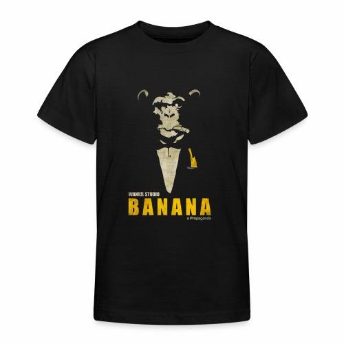 A Propaganda (transparent) - T-shirt Ado