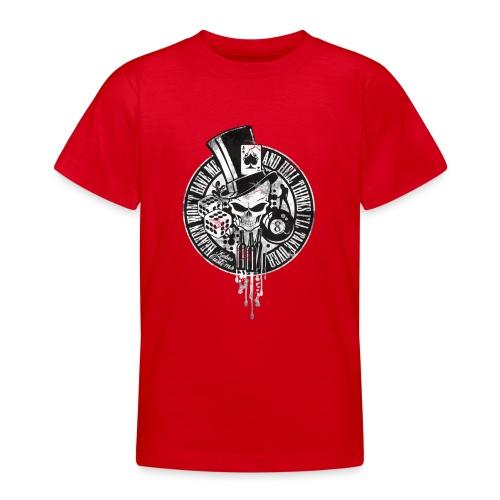 Kabes Heaven & Hell T-Shirt - Teenage T-Shirt