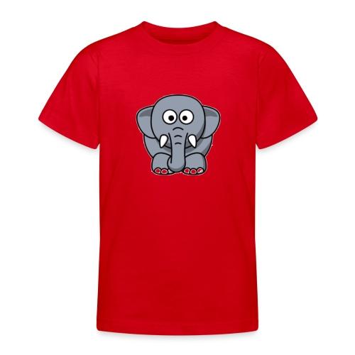 Olifantje - Teenager T-shirt