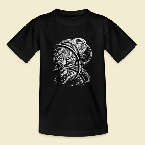 Radball | Cycle Ball Break 2 - Teenager T-Shirt