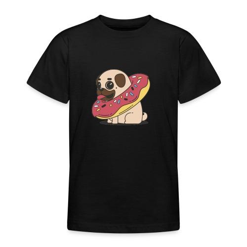 Cutie pug - T-shirt Ado