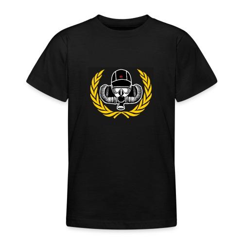Logo Schwarz png - Teenager T-Shirt