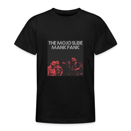 Manic Panic - Design 2 - Teenage T-Shirt