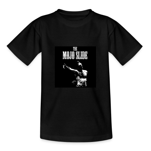 The Mojo Slide - Design 1 - Teenage T-Shirt
