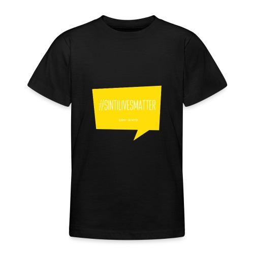 Sinti Lives Matter - Teenage T-Shirt