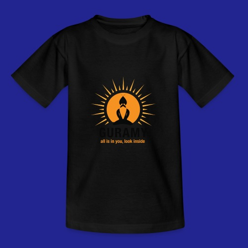 final nero con scritta - Teenage T-Shirt