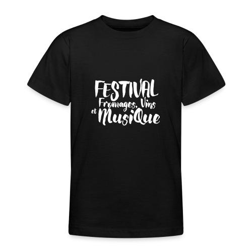 Festival FVM - T-shirt Ado