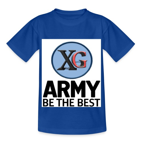 xg t shirt jpg - Teenage T-Shirt