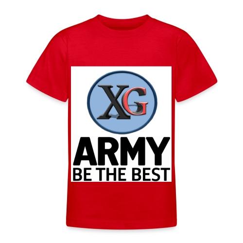 xg t shirt jpg - Teenage T-Shirt