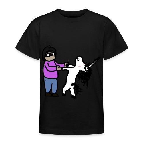 Unicorn Veñ - Maglietta per ragazzi