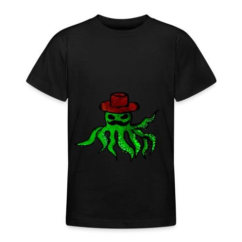 Polpo con cappello - Maglietta per ragazzi