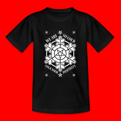 COLD - Teenage T-Shirt
