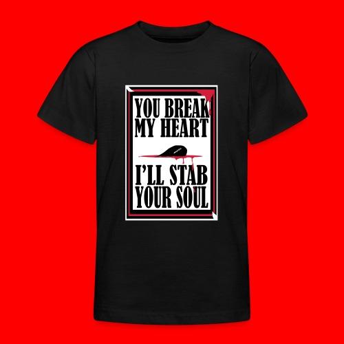 HeartBreaker - Teenage T-Shirt