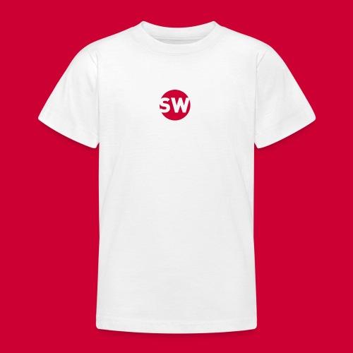 #Schiphol - krimpen of verhuizen! - Teenager T-shirt