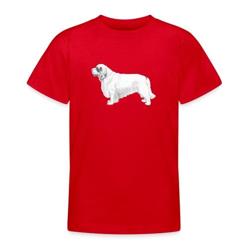 clumber spaniel - Teenager-T-shirt