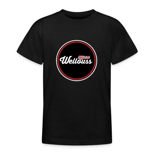 Wellouss Fan T-shirt | Rood - Teenager T-shirt