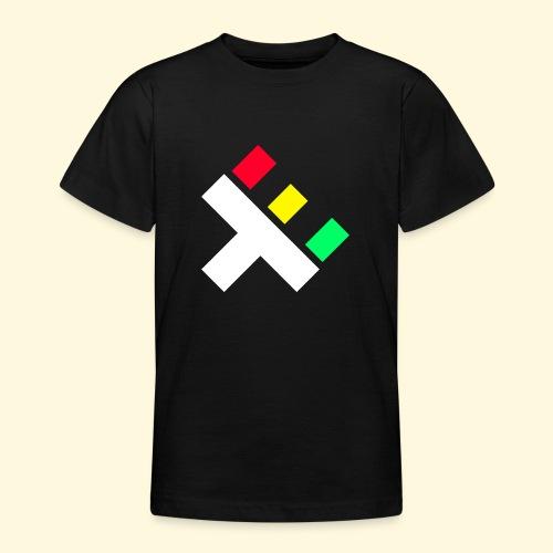 Clan Logo - Rasta - Teenage T-Shirt