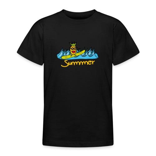 Ananas Summer - Teenager T-Shirt