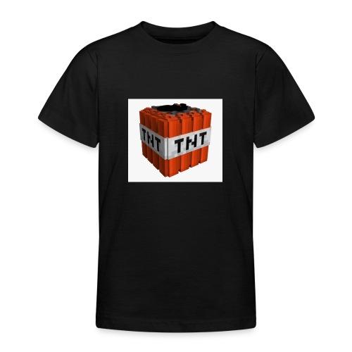 tnt block - Teenager T-shirt