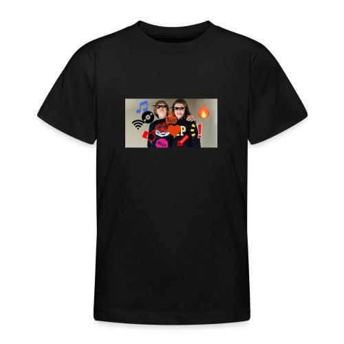 Coolrockskingen och Jojo - T-shirt tonåring