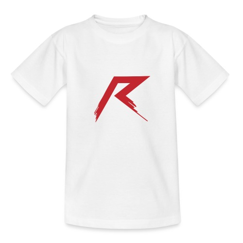R Logo - Teenager T-shirt