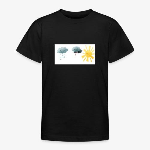 il meteo dentro di noi - Maglietta per ragazzi