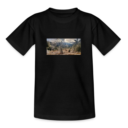 in the Wood - Teenager T-Shirt