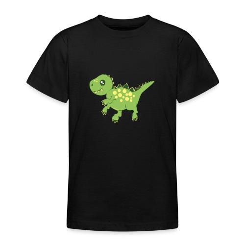 Dino voraz - Camiseta adolescente