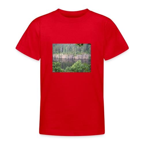 Laatokan maisemissa - Nuorten t-paita