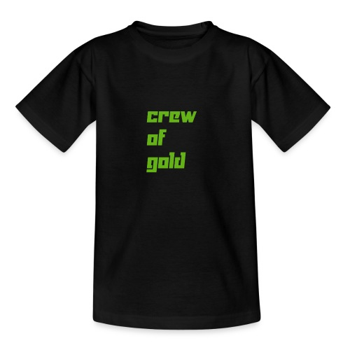 crew - Maglietta per ragazzi