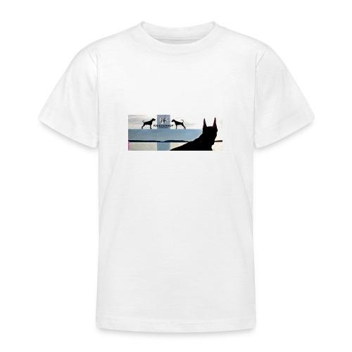 FBtausta - Nuorten t-paita