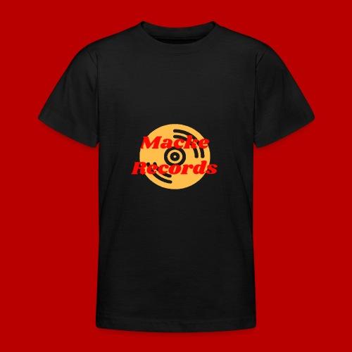 mackerecords merch - T-shirt tonåring