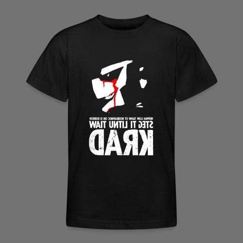 horrorcontest sixnineline - Nuorten t-paita